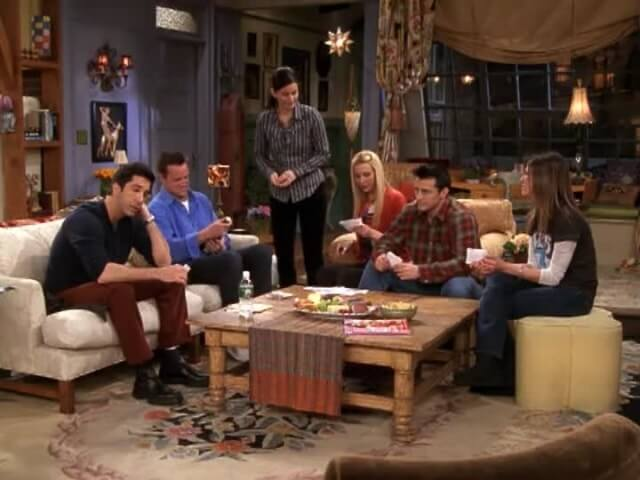 Friends (TV Series 1994–2004) - Episodes - IMDb